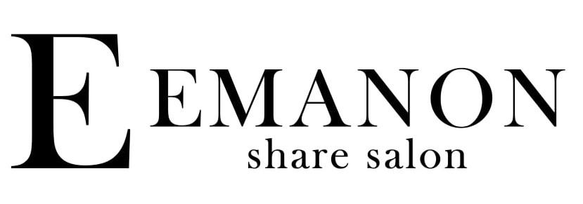 EMANON-logo-横-白バック